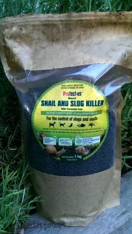 organic snail pellets